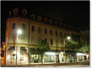 CHI HQ - The Old Wellington Hotel Building